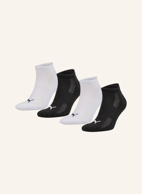 PUMA 4er-Pack Sneakersocken EVERDAY