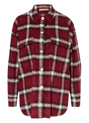 Smith&Soul Overjacket aus Flanell