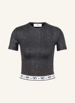 CHIARA FERRAGNI Cropped-Shirt