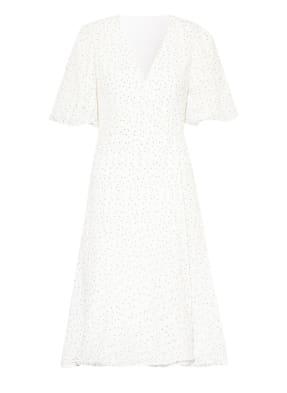 NEO NOIR Kleid in Wickeloptik