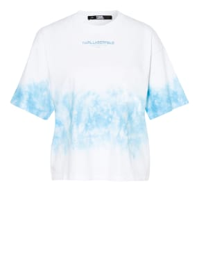 KARL LAGERFELD T-Shirt TIE-DYE