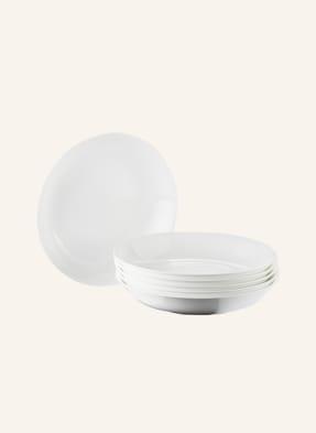 DIBBERN 6er-Set Suppenteller