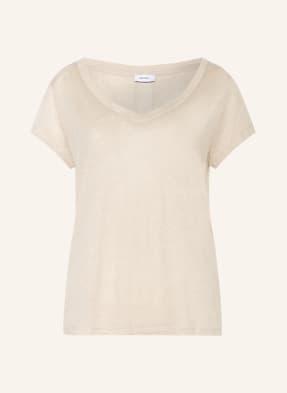 REISS T-Shirt LOTTIE aus Leinen