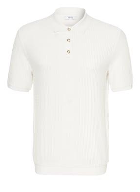 REISS Strick-Poloshirt CLAPHAM