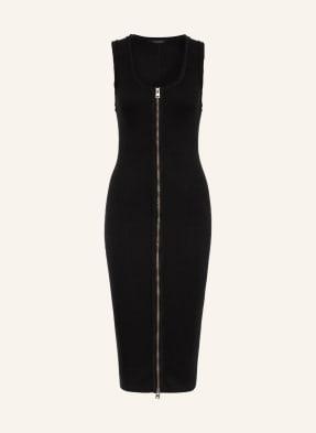 Schwarze Knielange Kleider Fur Damen Online Kaufen Breuninger