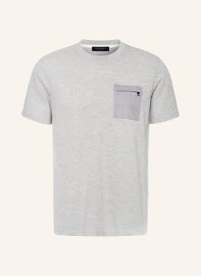 TED BAKER Piqué-Shirt HOMEWRK