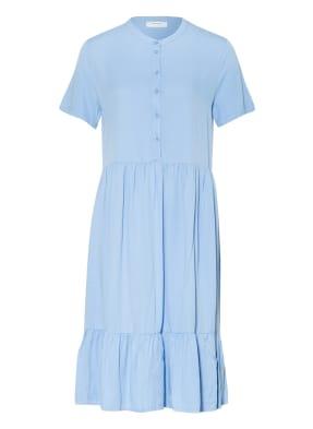 MOSS COPENHAGEN Kleid MADALYN RAYE mit Volantbesatz