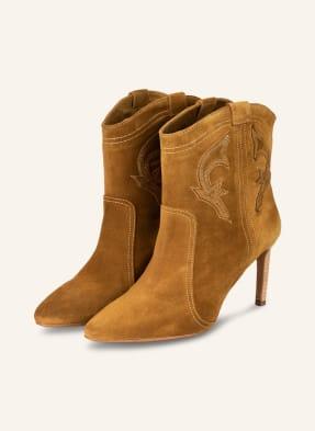ba&sh Cowboy Boots CAITLIN