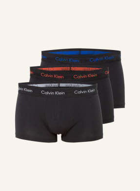 Calvin Klein 3er-Pack Boxershorts COTTON STRETCH Low Rise
