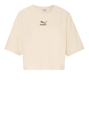 PUMA Cropped-Sweatshirt FLORAL