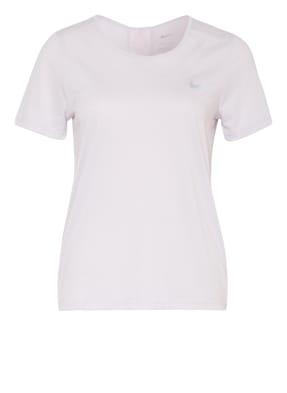 Nike T-Shirt DRI-FIT RUN DIVISION mit Mesh-Einsatz