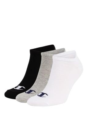 Champion 6er-Pack Sneaker-Socken