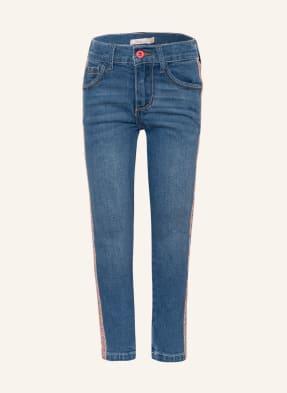 Billieblush Jeans Skinny Fit mit Galonstreifen
