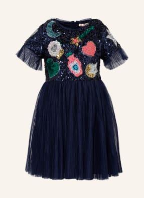 Billieblush Kleid mit Paillettenbesatz