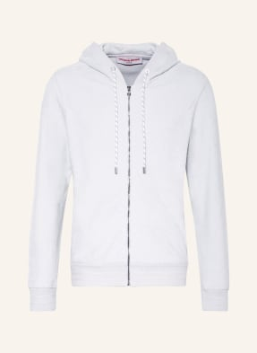 ORLEBAR BROWN Frottee-Sweatjacke MATHERS TOWELLING