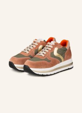 VOILE BLANCHE Plateau-Sneaker MARAN PLUS