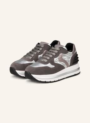 VOILE BLANCHE Plateau-Sneaker MARAN POWER