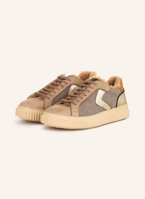 VOILE BLANCHE Plateau-Sneaker LIPARI