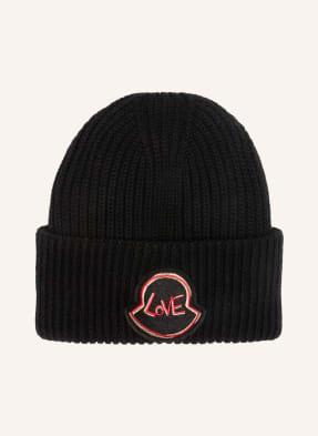 MONCLER Mütze mit Cashmere