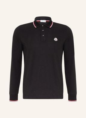 MONCLER Piqué-Poloshirt Slim Fit