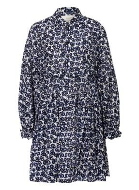 MUNTHE Kleid RITA mit Seide