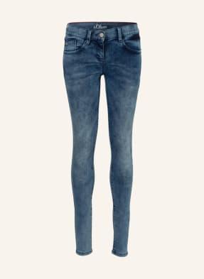 s.Oliver RED Jeans SKINNY SURI Skinny Fit