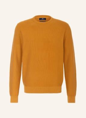 STROKESMAN'S Piqué-Pullover