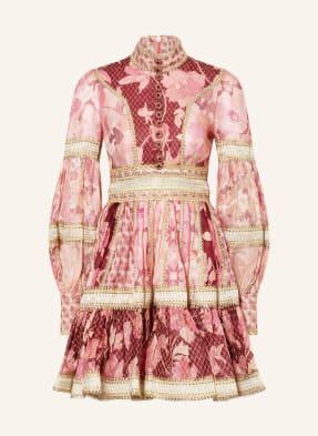 ZIMMERMANN Kleid CONCERT mit Leinen