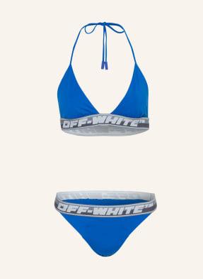 Off-White Triangel-Bikini