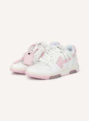 Off-White Plateau-Sneaker OUT OF OFFICE