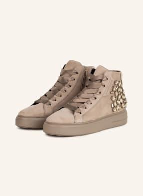 KENNEL & SCHMENGER Plateau-Sneaker PRO mit Schmucksteinbesatz