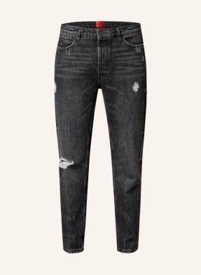 HUGO Destroyed Jeans HUGO 634 Tapered Fit