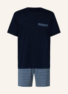 SCHIESSER Shorty-Schlafanzug FASHION NIGHTWEAR