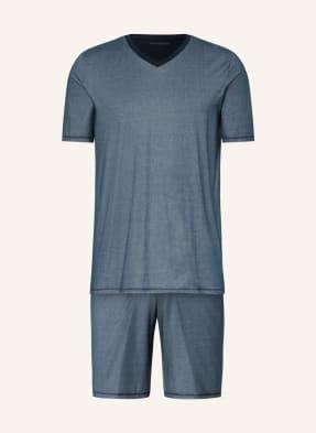 SCHIESSER Shorty-Schlafanzug PIQUÉ