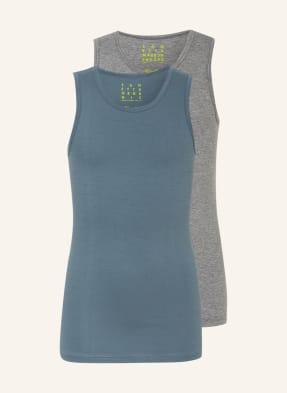 Sanetta 2er-Pack Unterhemden
