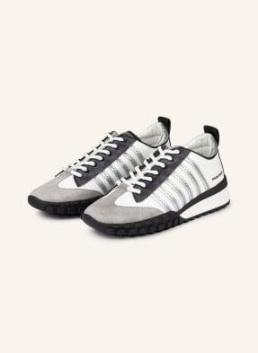 DSQUARED2 Plateau-Sneaker VITELLO