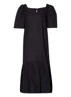 Phase Eight Kleid CLARIA mit Leinen