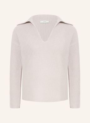 VINCE Pullover mit Cashmere