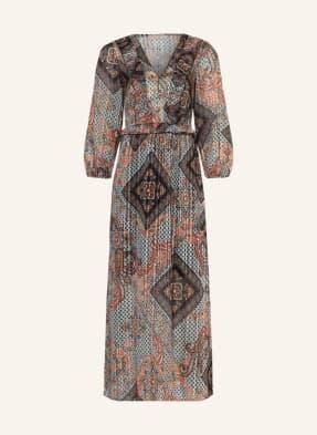 RINASCIMENTO Kleid mit 3/4-Arm und Glitzergarn