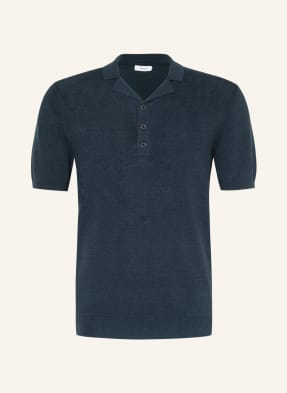REISS Strick-Poloshirt HALI
