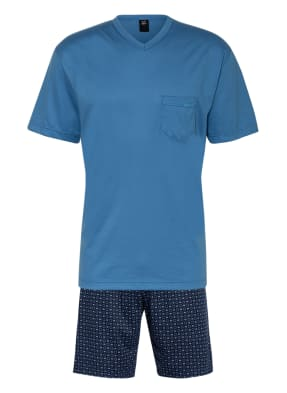 CALIDA Shorty-Schlafanzug RELAX IMPRINT
