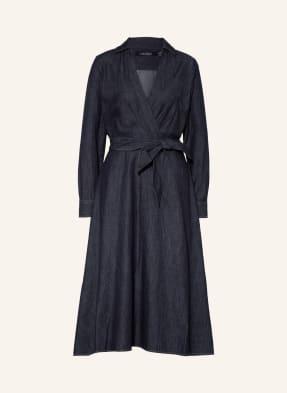 LAUREN RALPH LAUREN Kleid in Jeansoptik