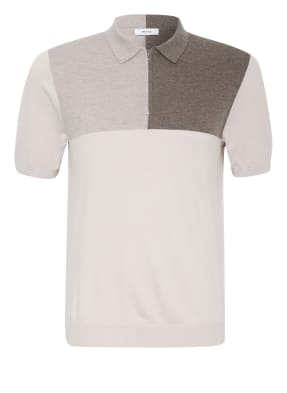 REISS Strick-Poloshirt PORT