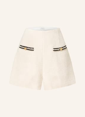SANDRO Bouclé-Shorts
