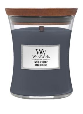 WoodWick INDIGO SUEDE
