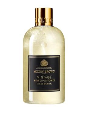 MOLTON BROWN VINTAGE WITH ELDERFLOWER