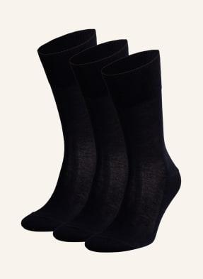 FALKE 3er-Pack Socken TIAGO