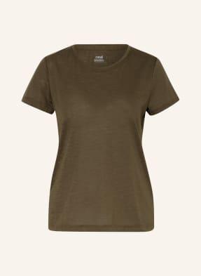 casall T-Shirt TEXTURE