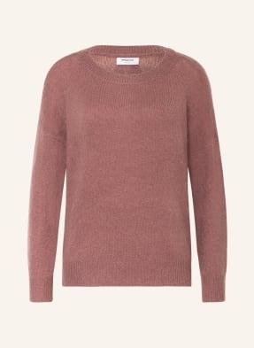 MOSS COPENHAGEN Pullover mit Mohair