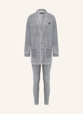 DKNY Fleece-Schlafanzug